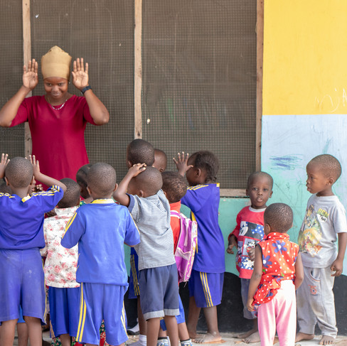 Social Service Worker Provides a Critical Link to Frontline Health Workers for Tanzanian Children