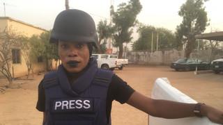 Journalist of the Month: Ruona Meyer
