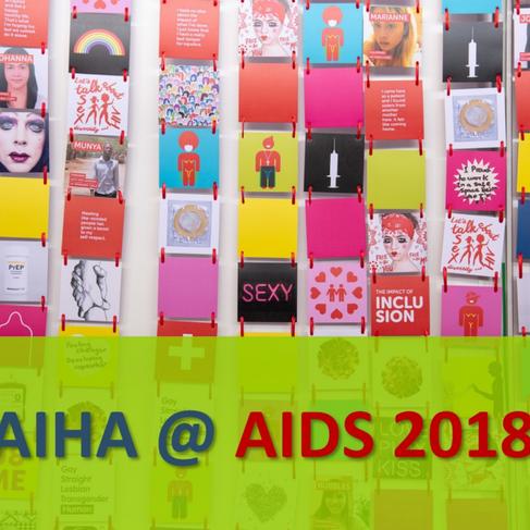 AIHA @ AIDS 2018