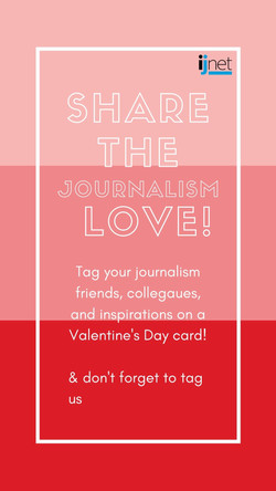 Share the Journalism Love (Title)