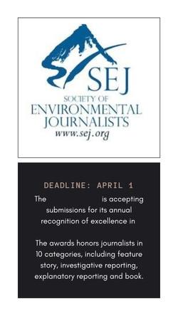 SEJ Opportunity Post