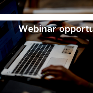 IJNet webinar opportunity post graphic