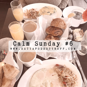Calm Sunday #6