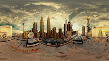 Immersive Storytelling: The Introduction of 360° video is changing the Journalism World