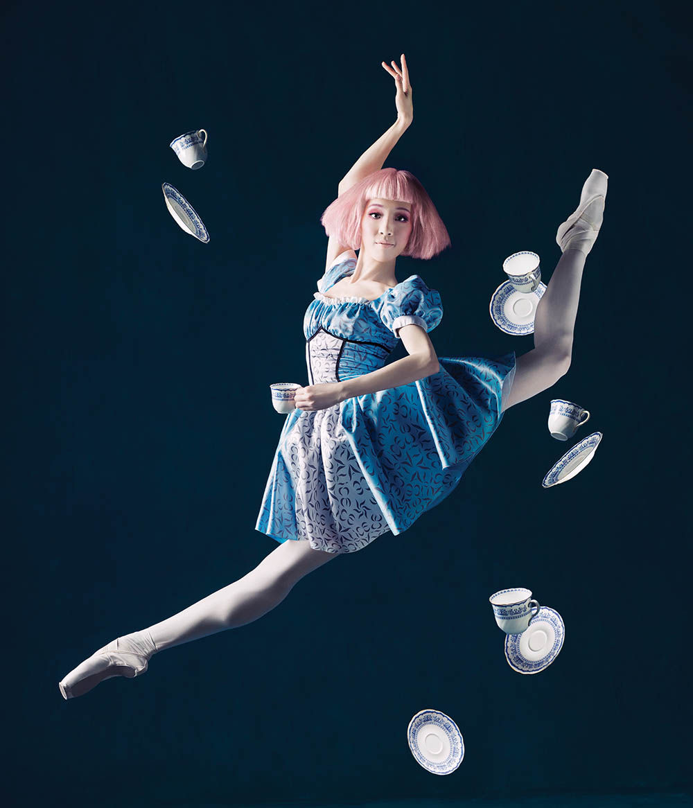 Ballet With Contemporary Energy Capturing The Topsy Turvy Magic Of Wonderland And Bizarre Characters That Confront Alice On Her Incredible Journey