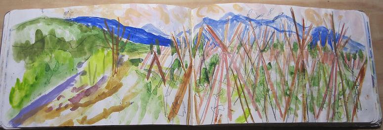 14.Made of Walking Greece Sketchbook 201