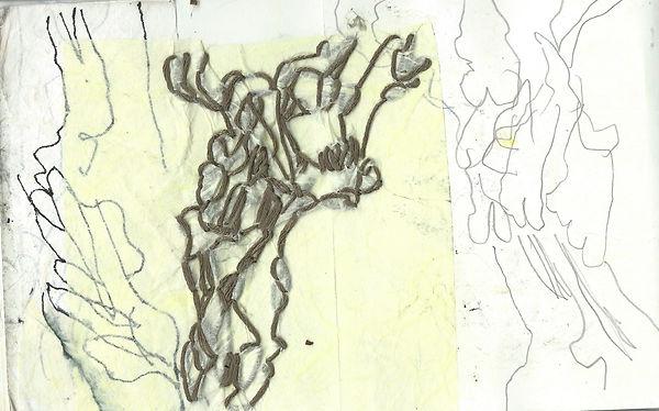 11. Made of Walking Akamas Cyprus sketch