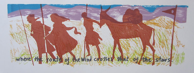 3.The Route of the Wind, Camino series S