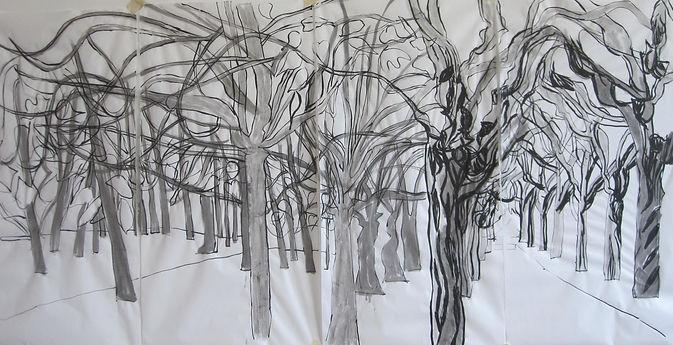 4.Logrono Parque. Ink 2018 90x180.JPG