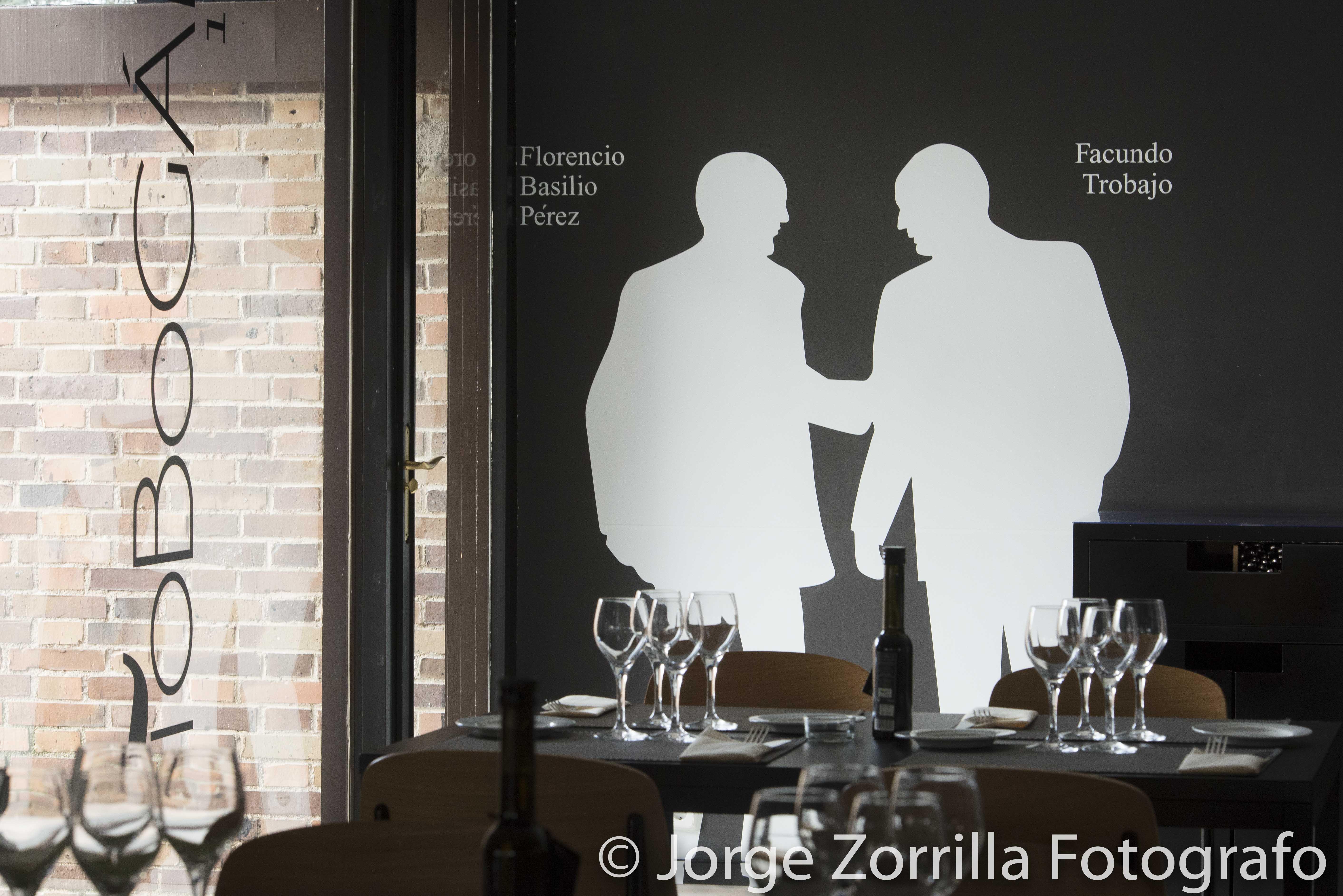Fotografía Restaurante de Universidad Camilo Jose Cela en Madrid © Jorge Zorrilla Fotógrafo Madrid