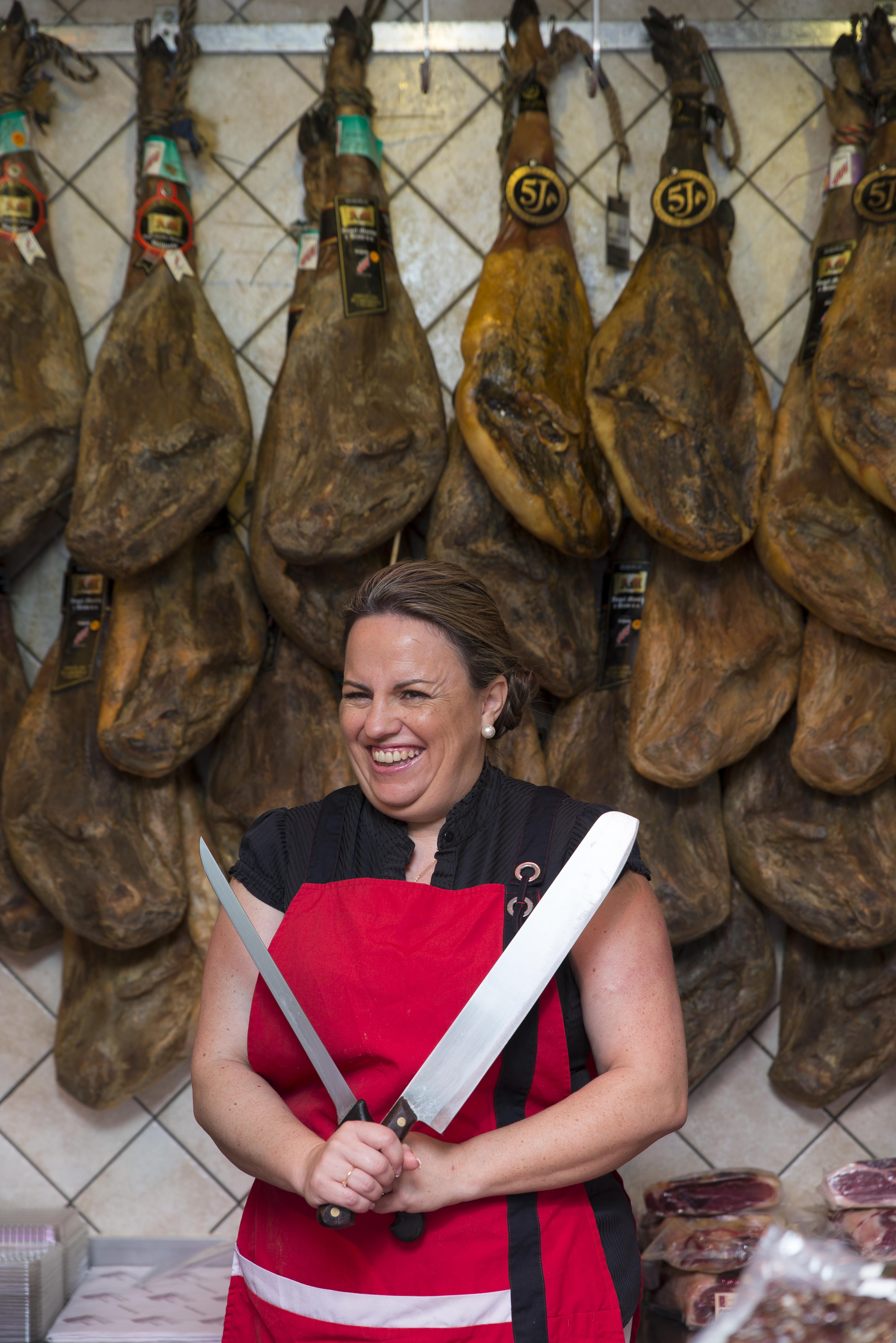 Fotografía Retratos de Mercados Madrid © Jorge Zorrilla Fotógrafo Madrid