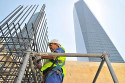Fotografía Construcción Torres de Madrid © Jorge Zorrilla Fotógrafo Madrid