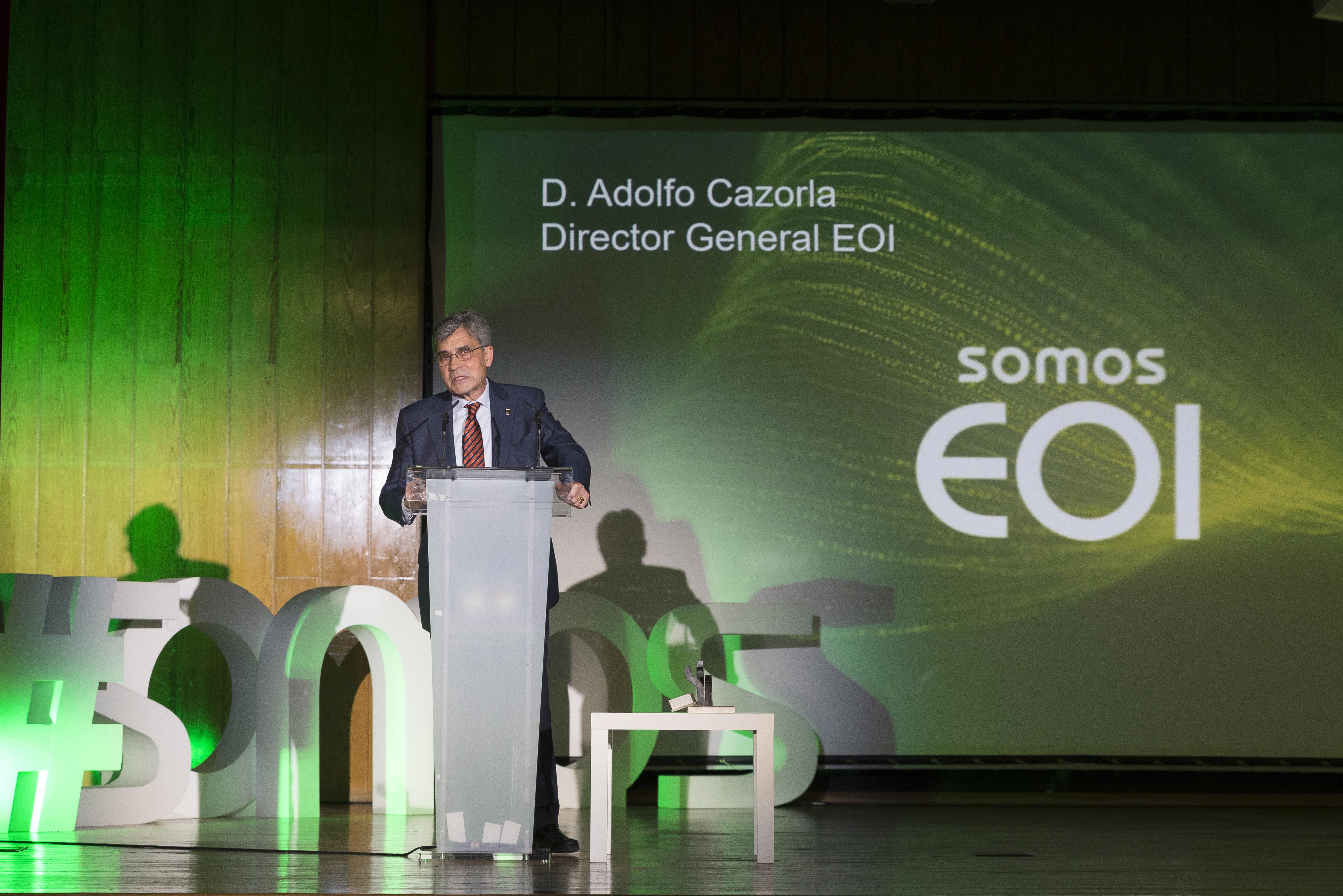 Fotografía Adolfo Cazorla Presidente Eoi © Jorge Zorrilla Fotógrafo Madrid