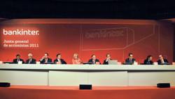 Fotografía Presentación resultados Bankinter Madrid © Jorge Zorrilla Fotógrafo Madrid