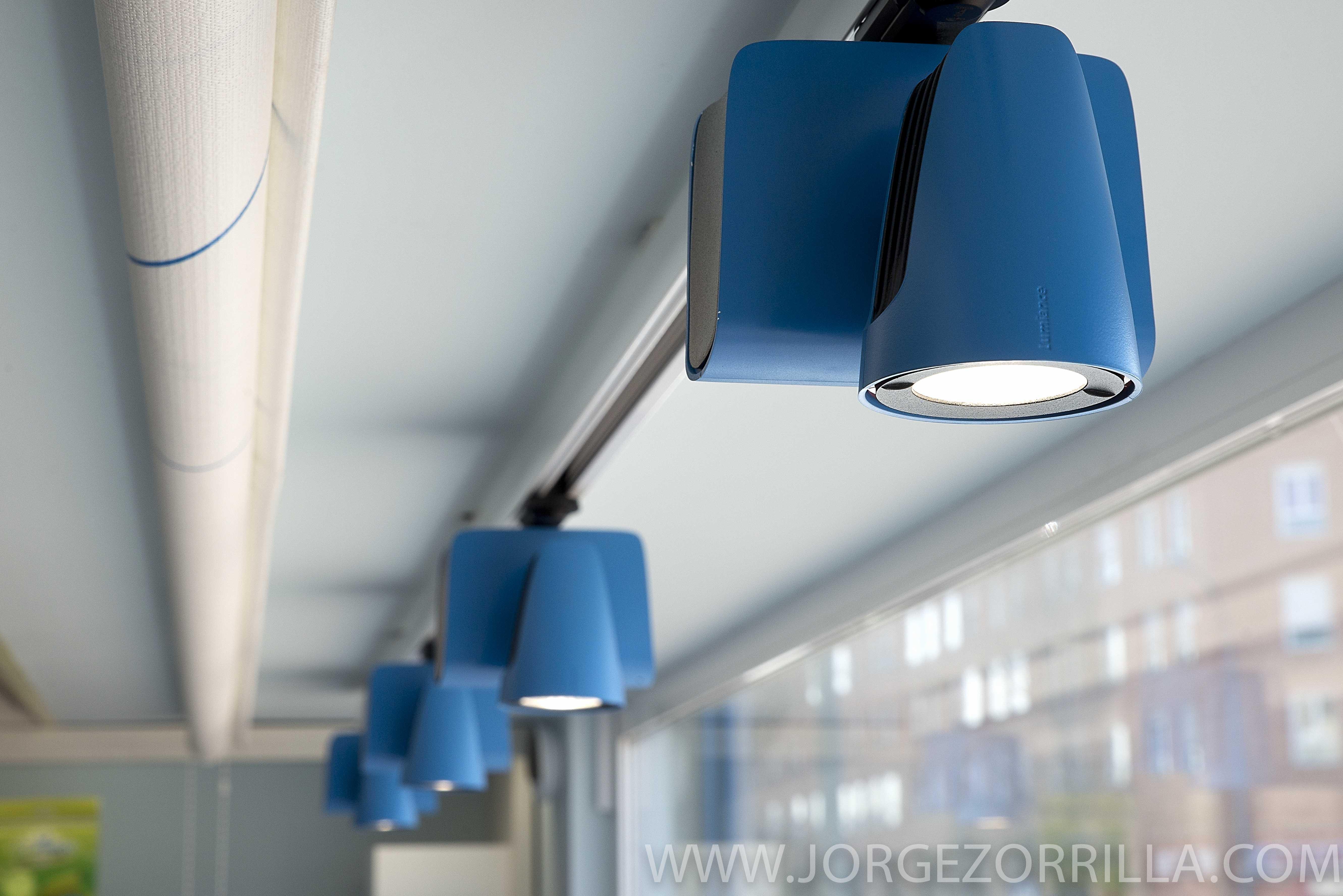 Fotografía Productos de iluminación © Jorge Zorrilla Fotógrafo Madrid