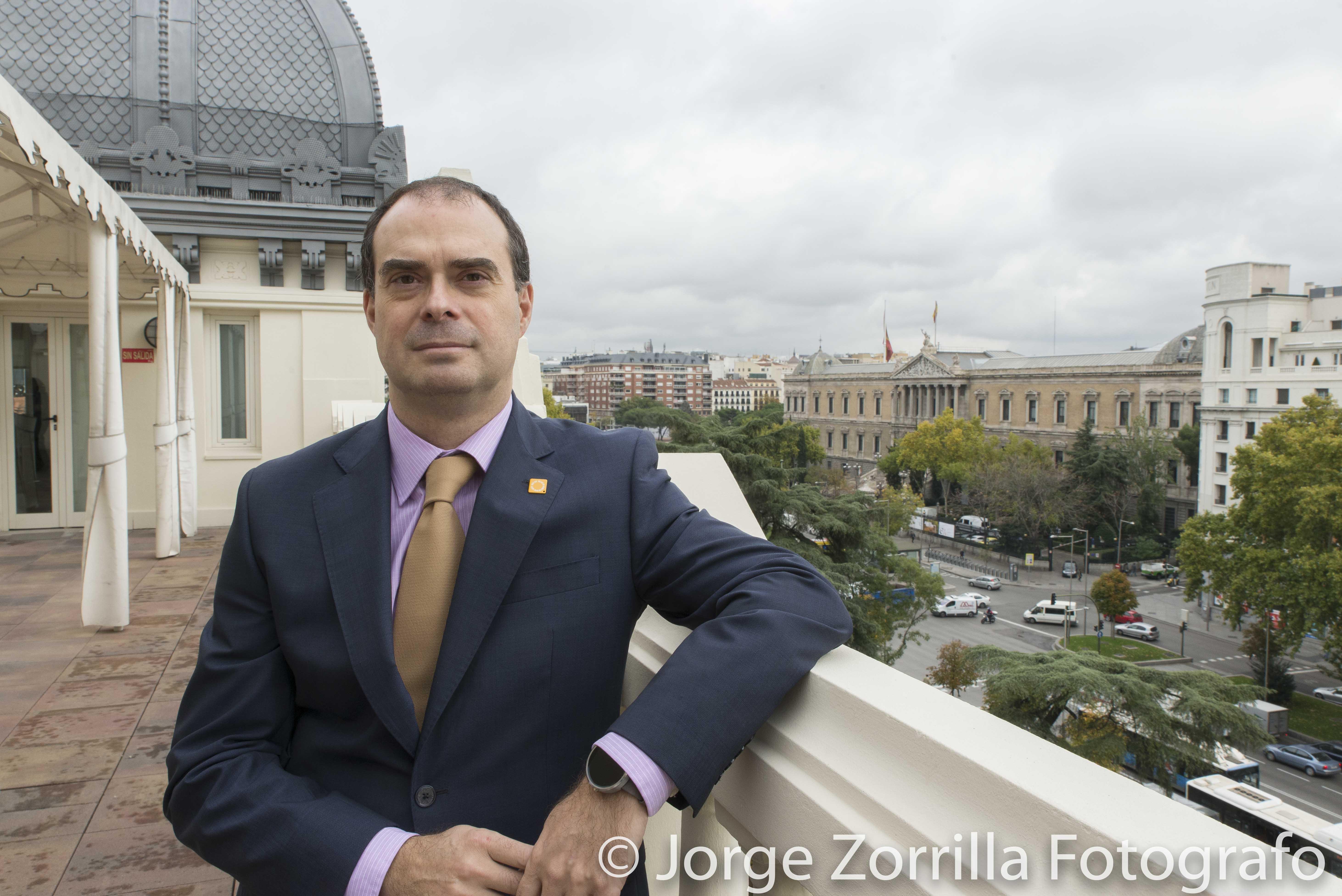 Fotografía Directivo Fundación Mapfre © Jorge Zorrilla Fotógrafo Madrid