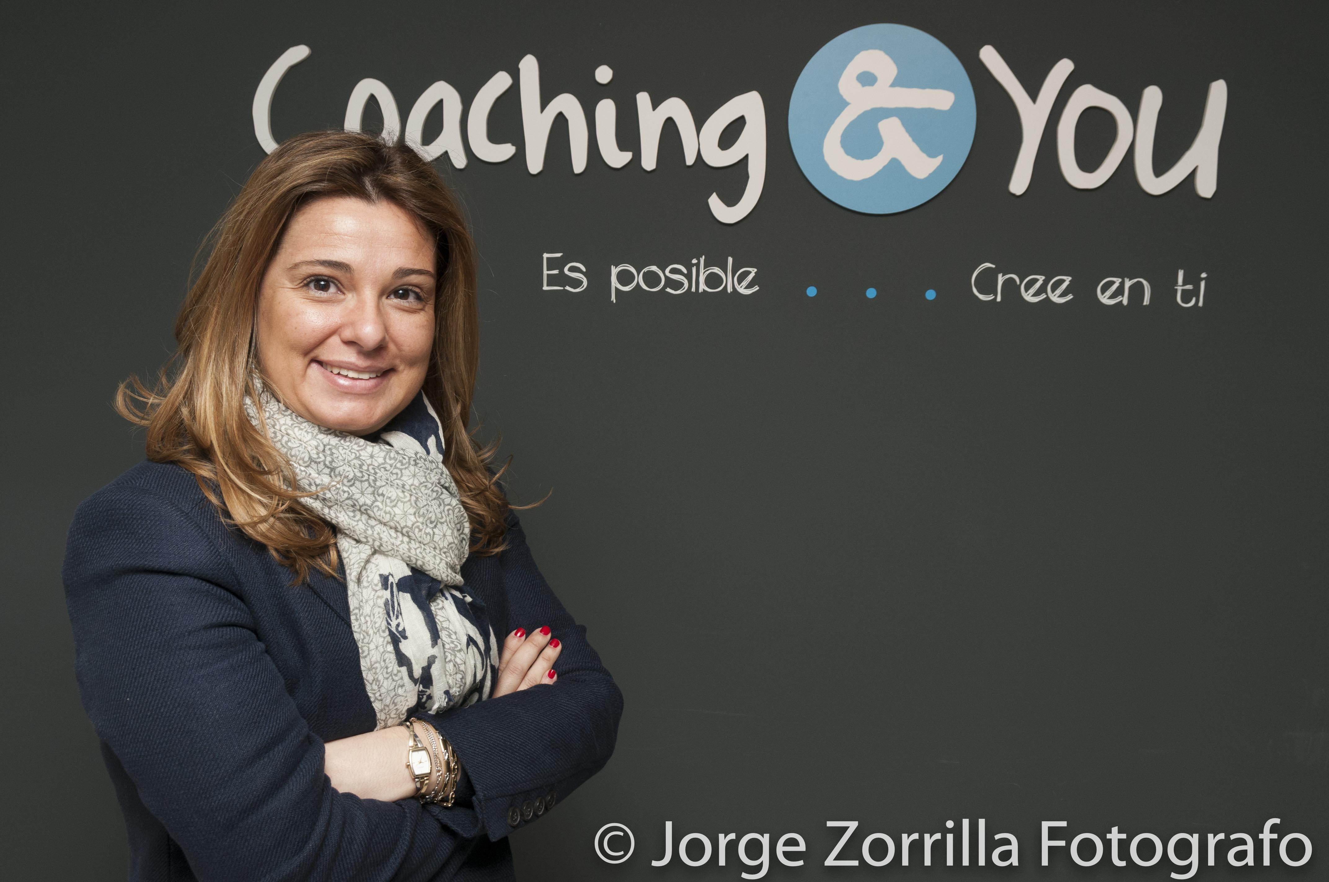 Fotografía Directivo Coaching and you © Jorge Zorrilla Fotógrafo Madrid