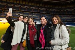 Fotografía grupo campo del Real Madrid CF Madrid © Jorge Zorrilla Fotógrafo Madrid