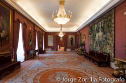 Fotografía Salón del Teatro Real en Madrid © Jorge Zorrilla Fotógrafo Madrid
