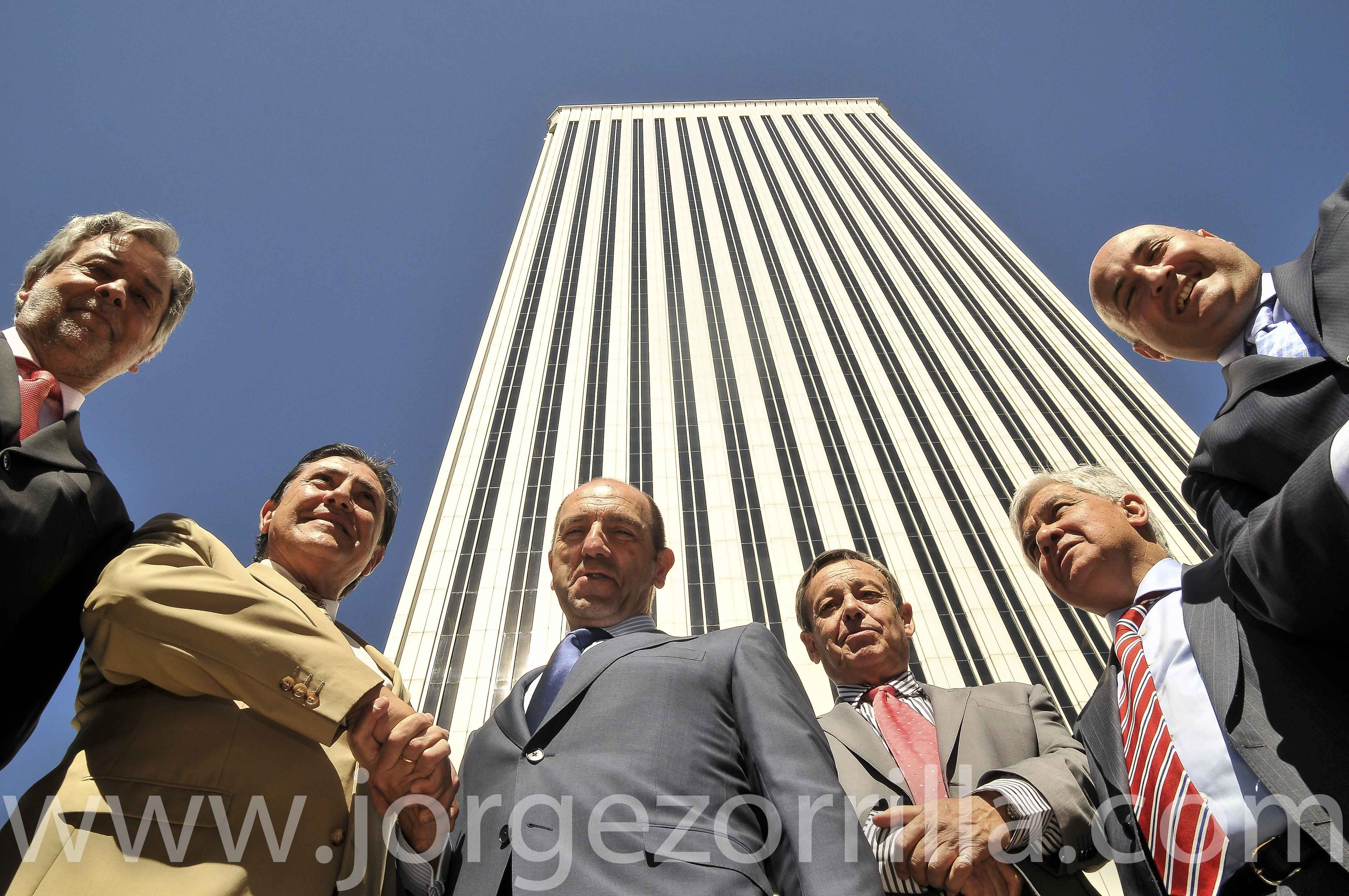 Fotografía Directivos Fcc © Jorge Zorrilla Fotógrafo Madrid