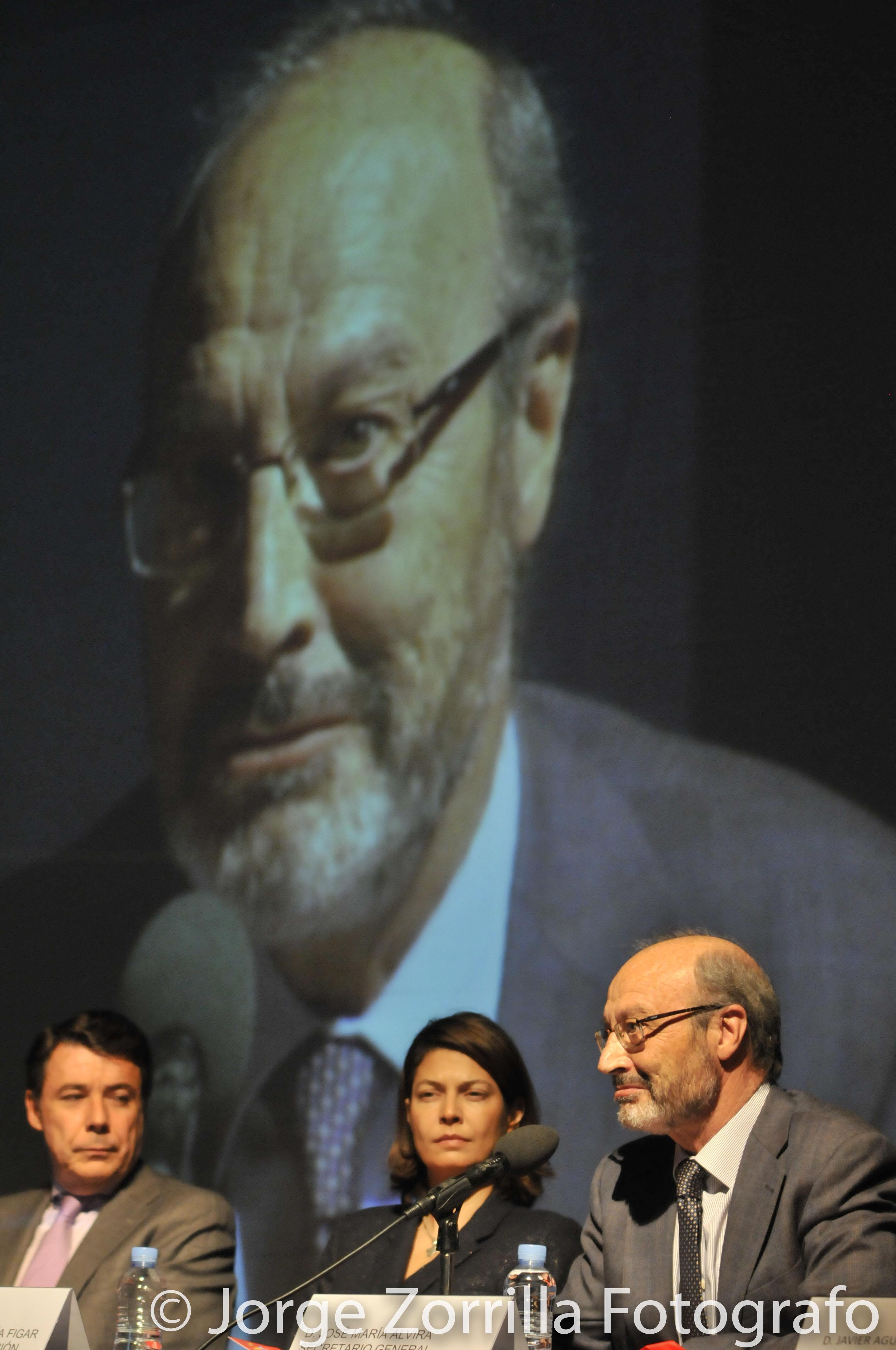 Fotografía de José Maria Avila, Secretario General de Escuelas Católicas de Madrid © Jorge Zorrilla