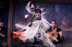 Fotografía Actuación Corral de la Moreria Madrid  © Jorge Zorrilla Fotógrafo Madrid