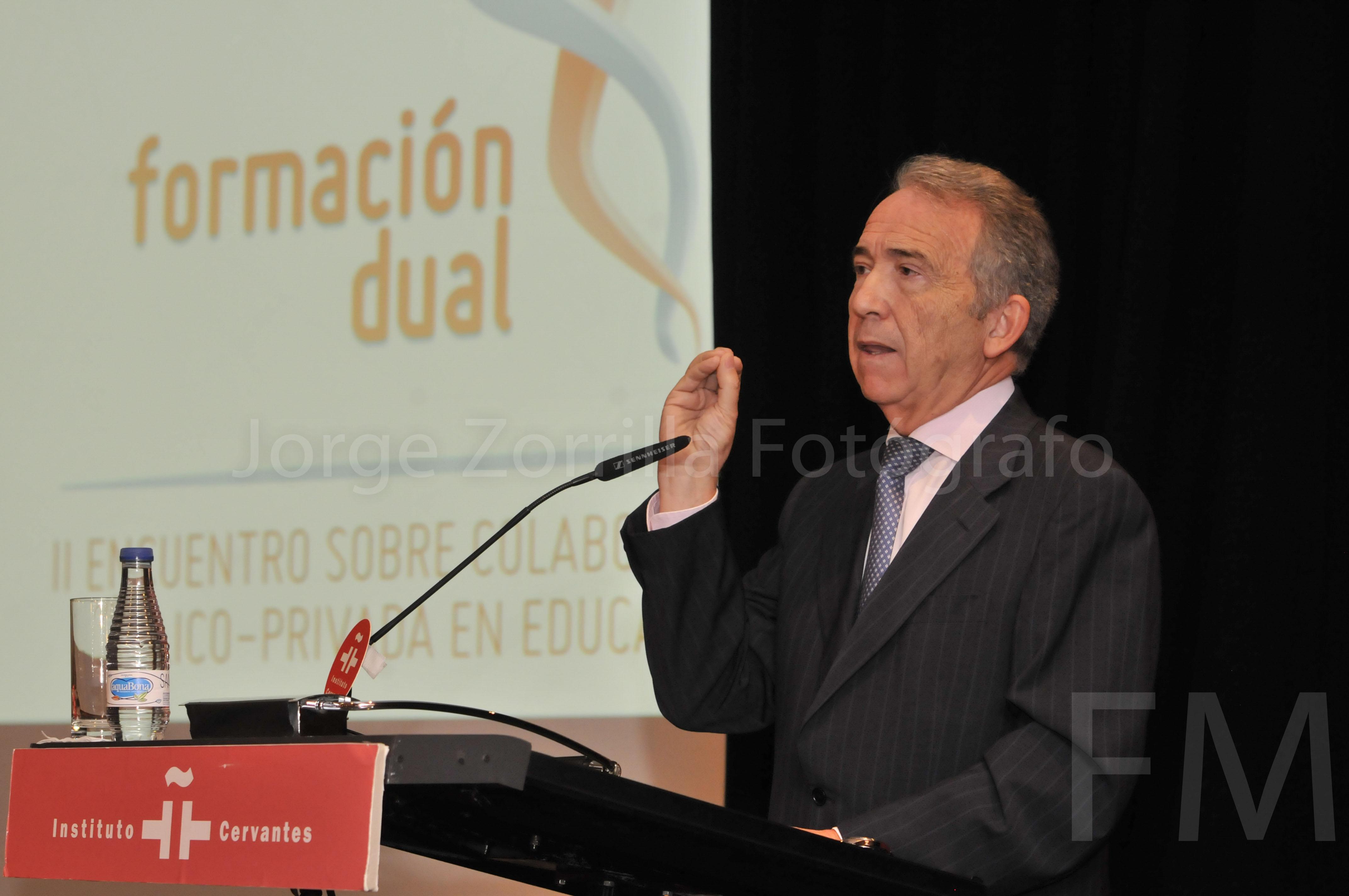 Fotografía Evento Formación Dual Madrid © Jorge Zorrilla Fotógrafo Madrid