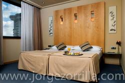 Fotografía Suite en Hotel Abba Madrid © Jorge Zorrilla Fotógrafo Madrid