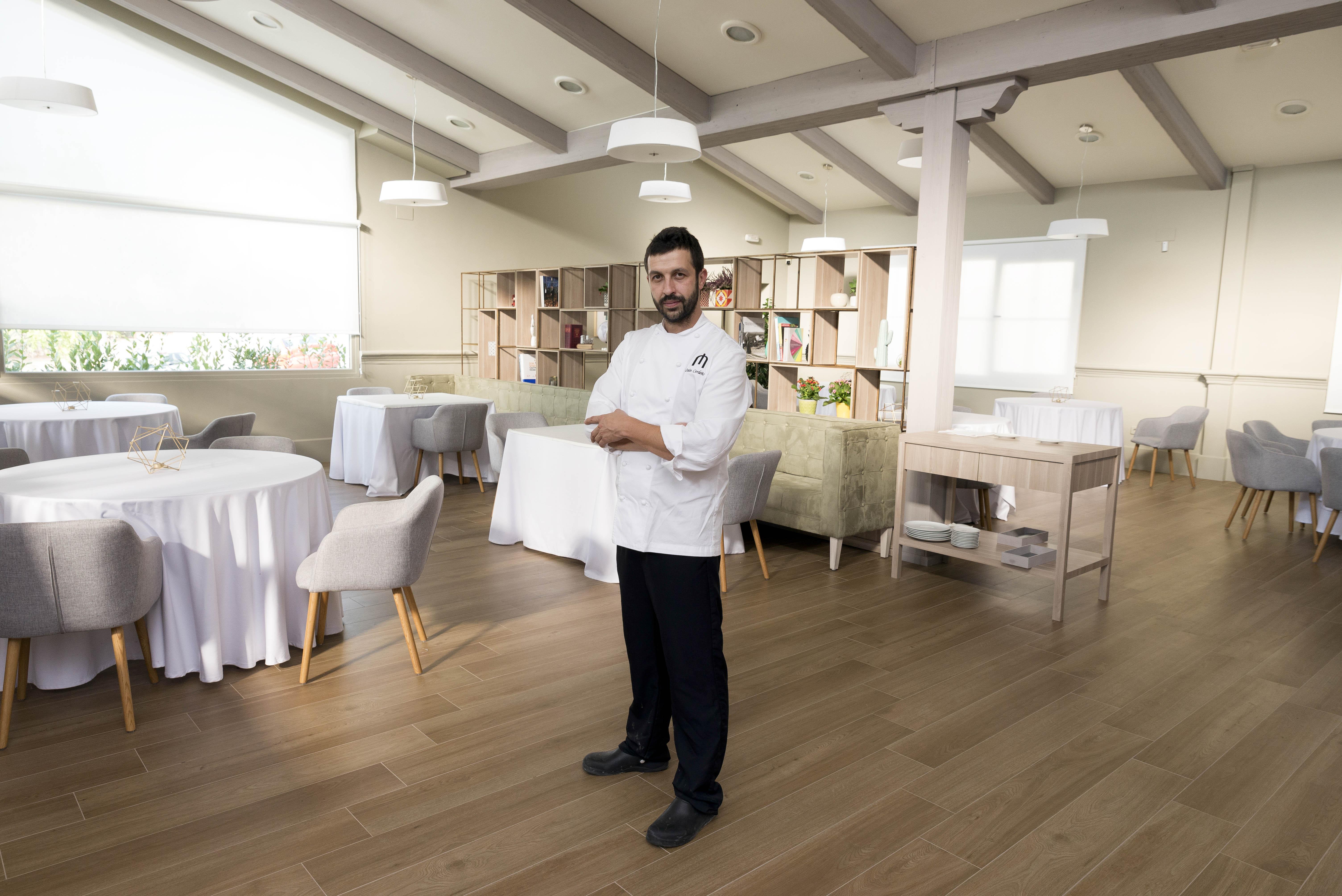 Fotografía Restaurante Chef Fernando del Cerro Casa José Aranjuez  © Jorge Zorrilla Fotógrafo Madrid