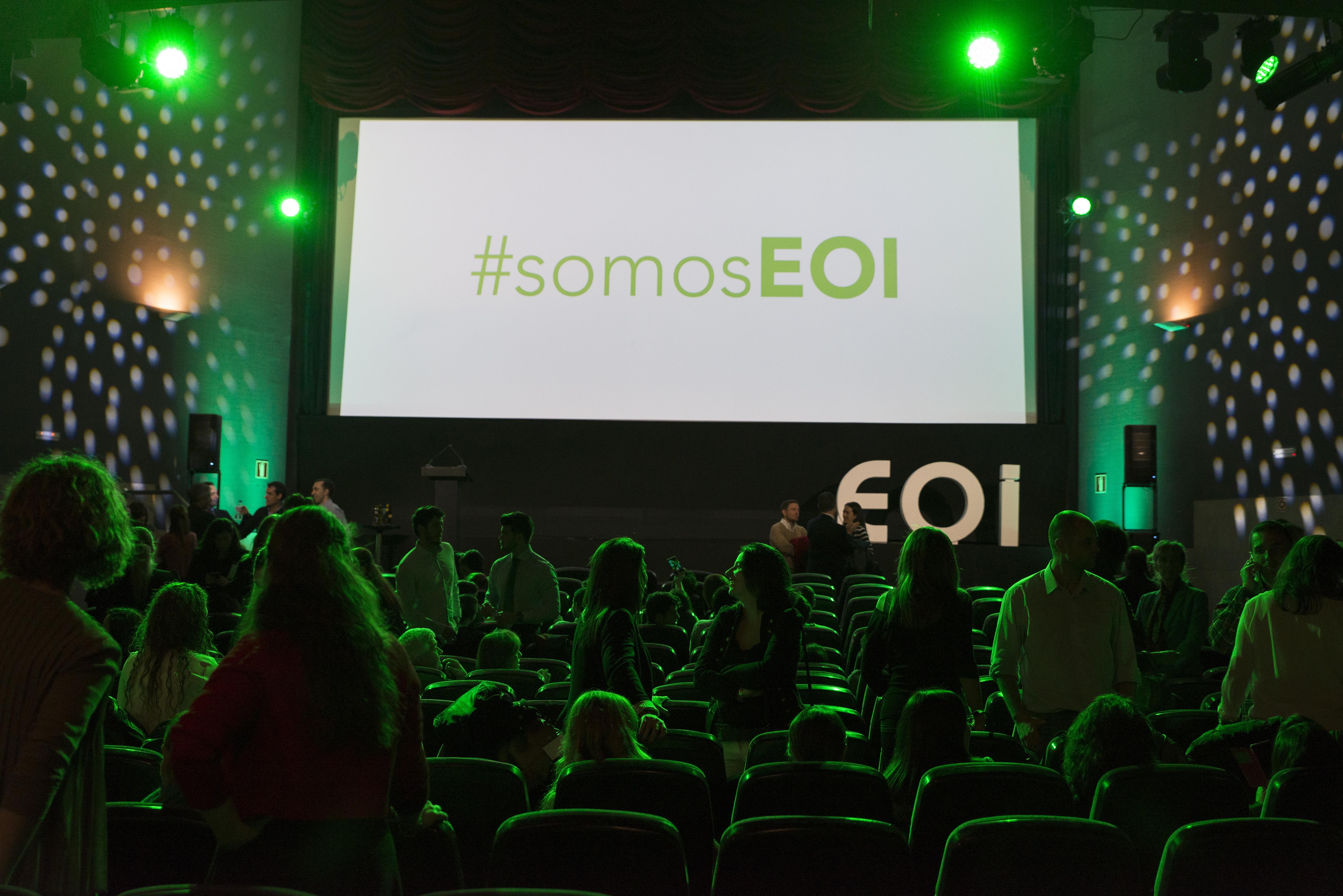 Fotografía Evento Eoi © Jorge Zorrilla Fotógrafo Madrid