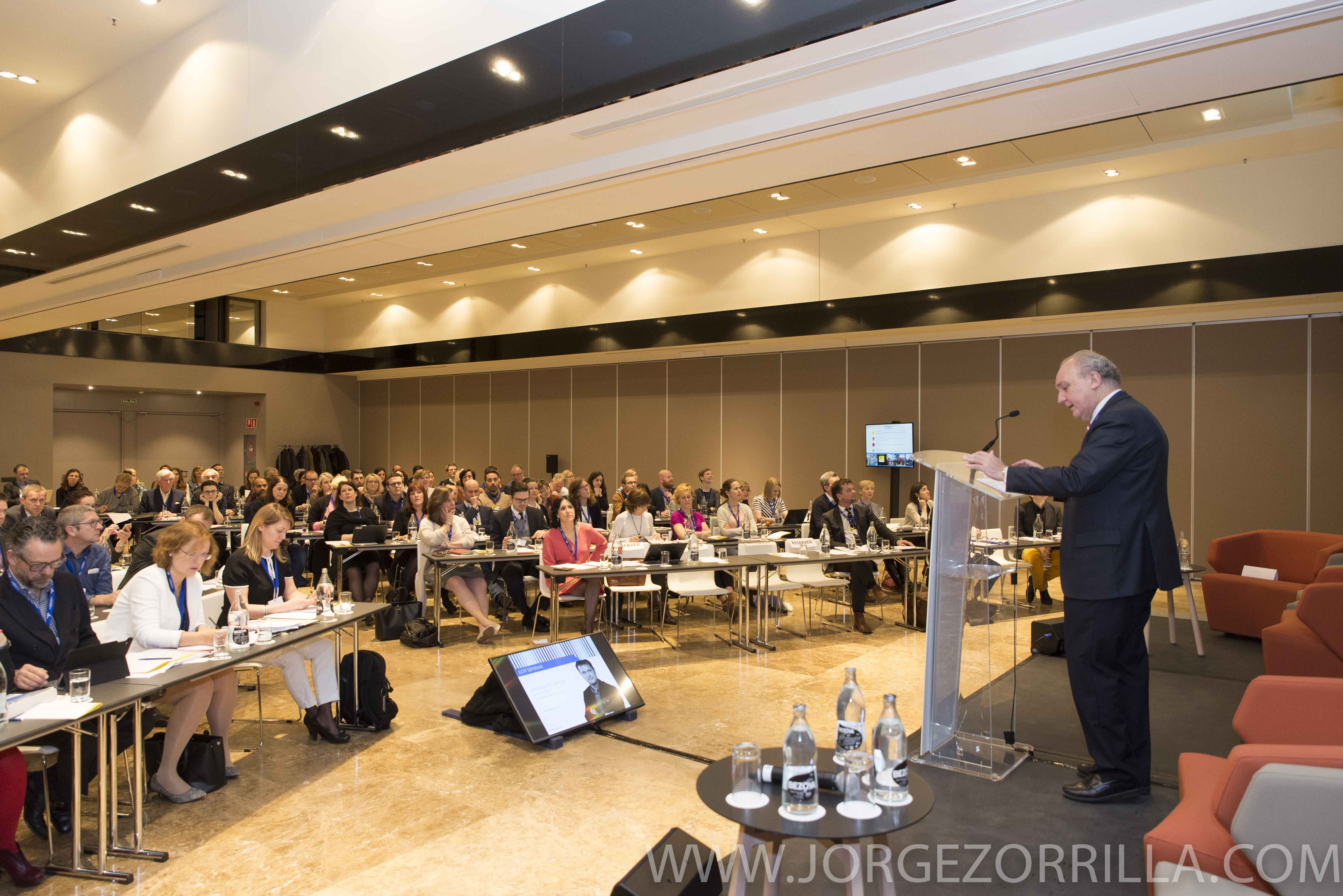 Fotografía Congreso Educación Madrid © Jorge Zorrilla Fotógrafo Madrid