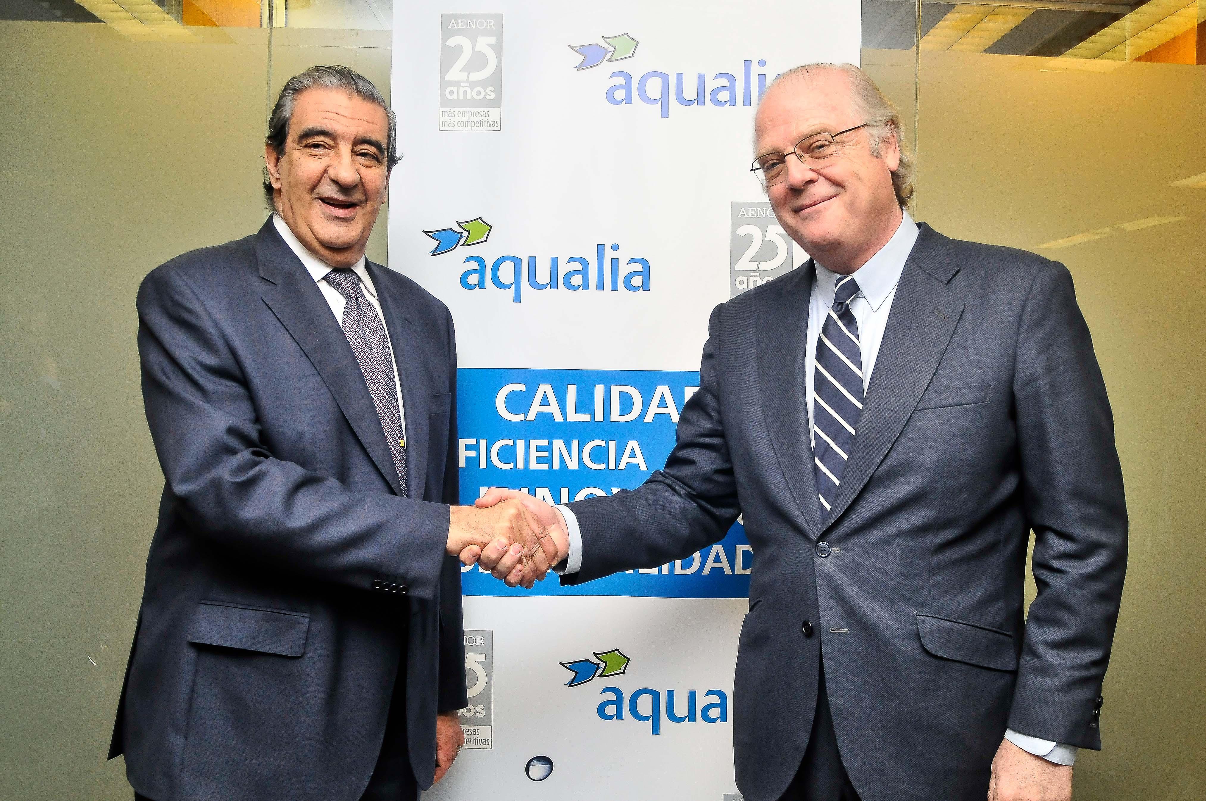 Fotografía Firma Aqualia  © Jorge Zorrilla Fotógrafo Madrid