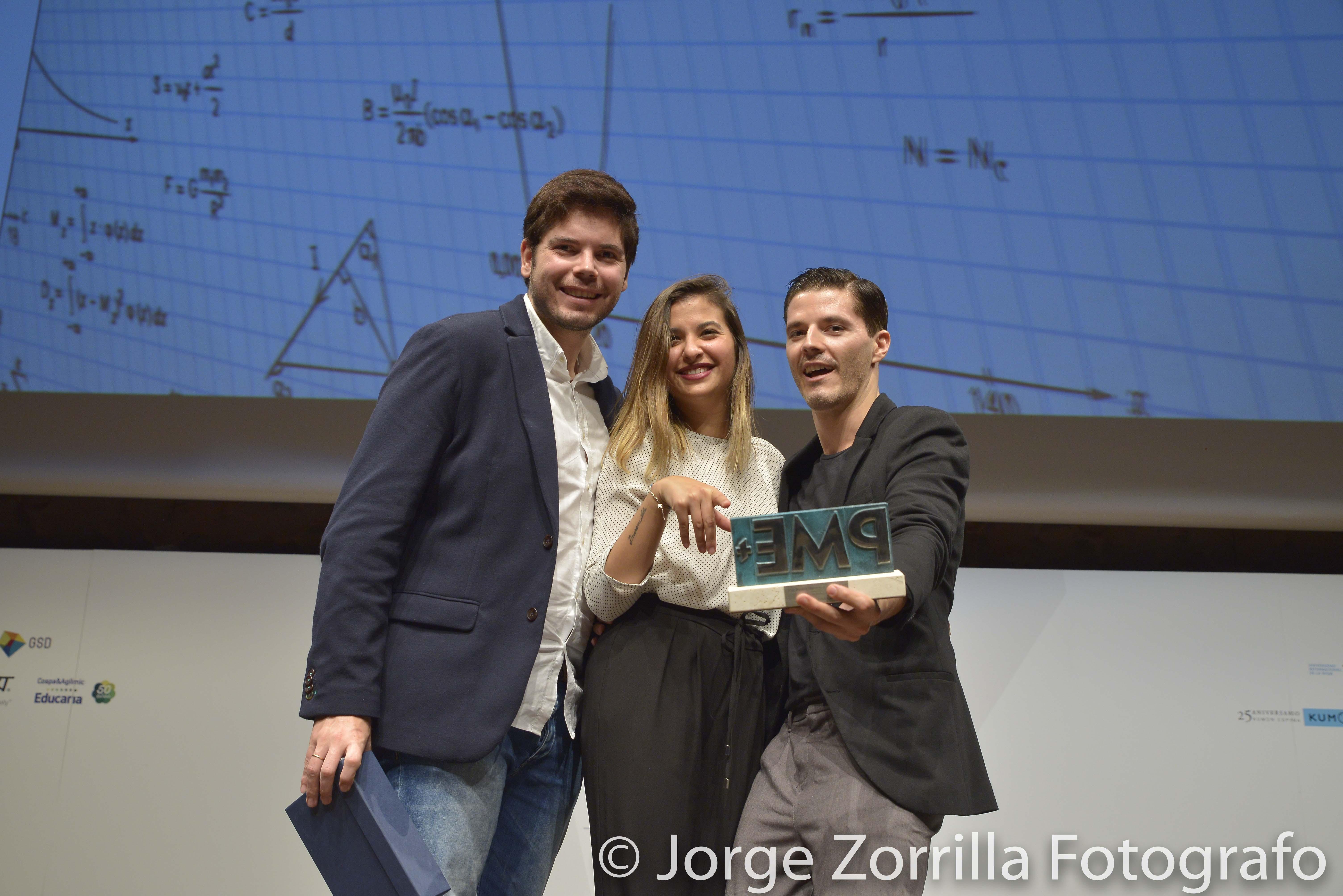Fotografía Premios Periódico Magisterio Español trabajo realizado para el Periódico Magisterio © Jor