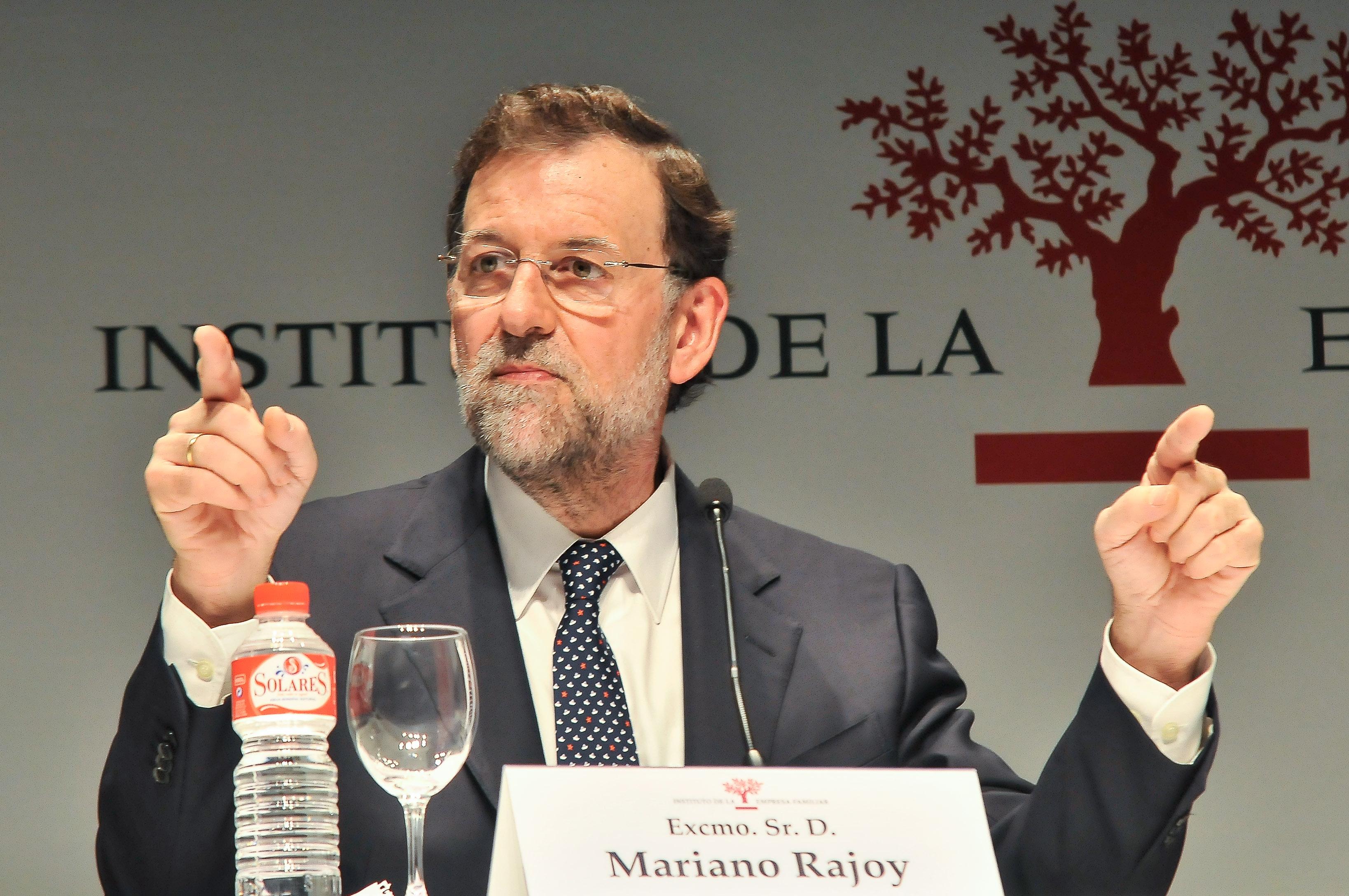 Fotografía de Mariano Rajoy Ex Presidente del Gobierno de España Jorge Zorrilla Fotógrafo Madrid
