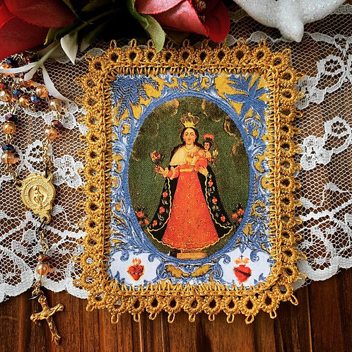 Our Lady of Atocha/Nino of Atocha detente