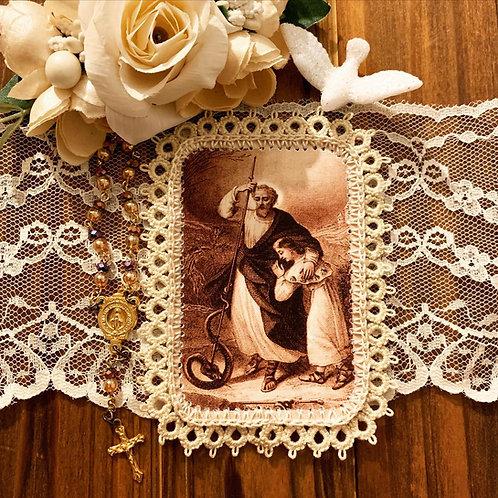 Saint Joseph Daily Consecration Prayer