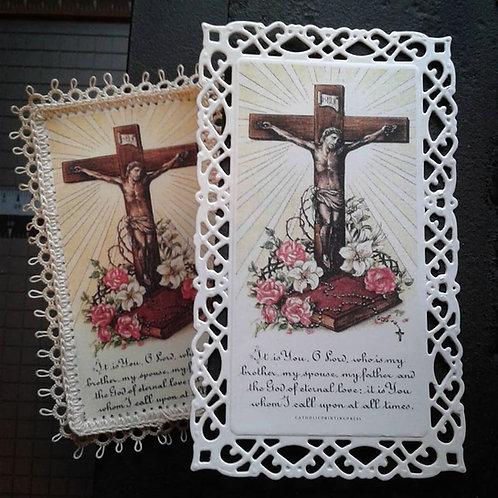 Crucifix Jesus, it is You