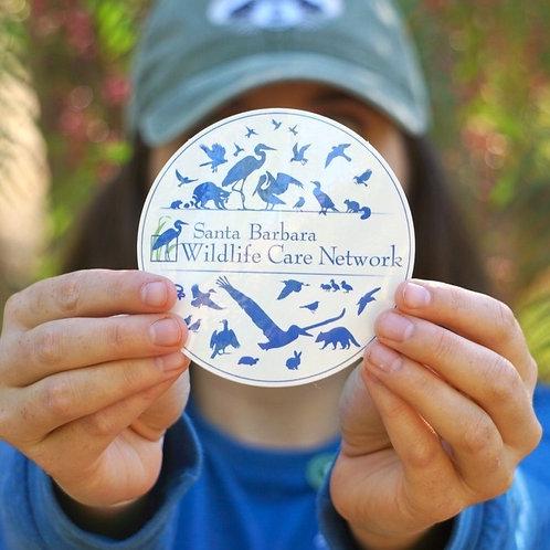 SBWCN Sticker