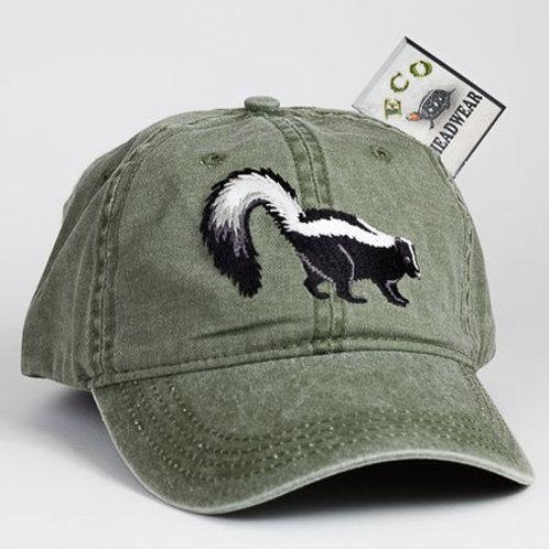 Striped Skunk Hat