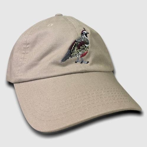 California Quail Hat