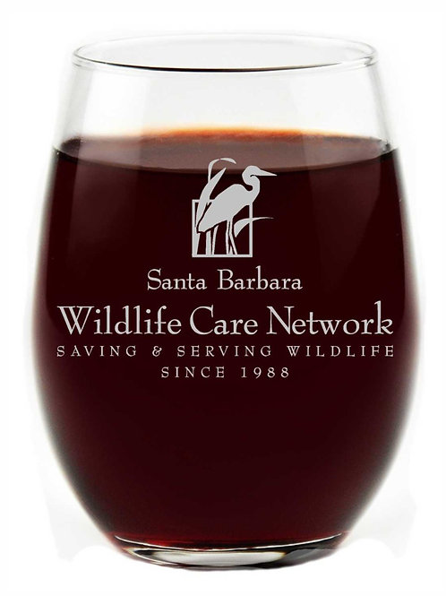 SBWCN Stemless Wine Glass