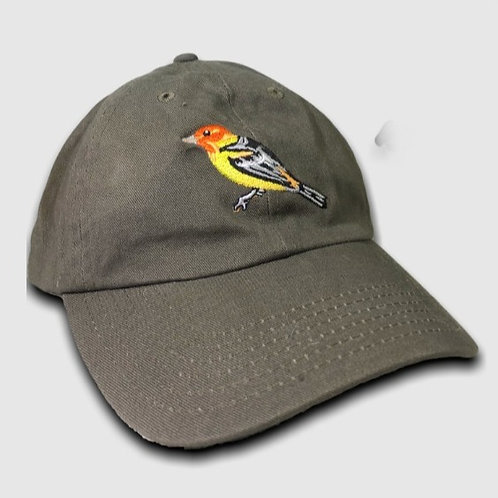 Western Tanager Hat