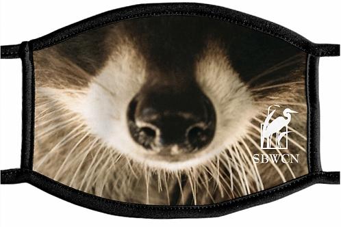 Raccoon Face Mask