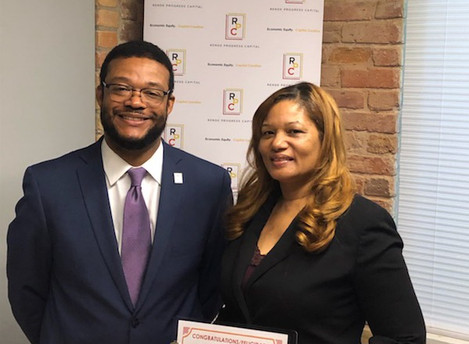 RPC announces loan to Maily's Dominican Salon as first women-owned business of color customer