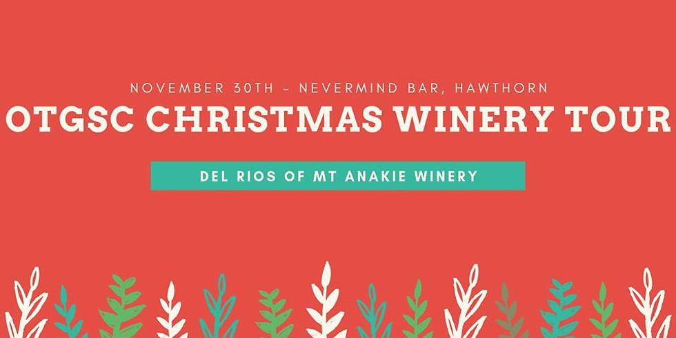OTGSC Christmas Winery