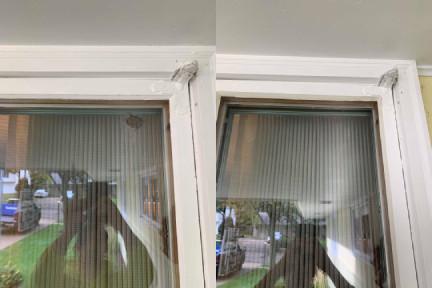 Putty Glazed Casement Window