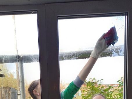 Операция «Чистые окна»