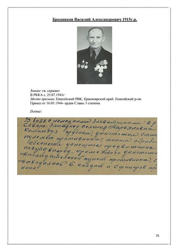 Бродников Василий Александрович