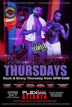 Blackout Thursday Censored