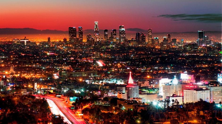 City Of Los Angeles Los Angeles Ca